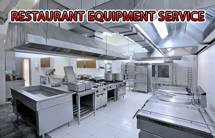 Restaurant Equipment Service and Repair in Lufkin, Nacogdoches, and East Texas